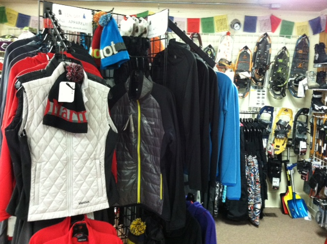 Nordic Ski Equipment, Snowshoe and Apparel Sale.
