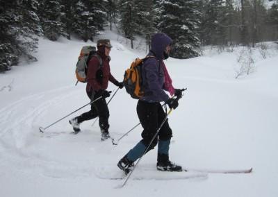 Glacier National Turns
