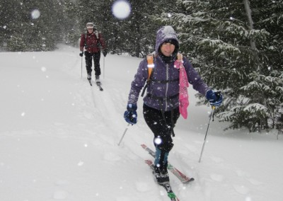 Mt Hood Cross Country Skiing
