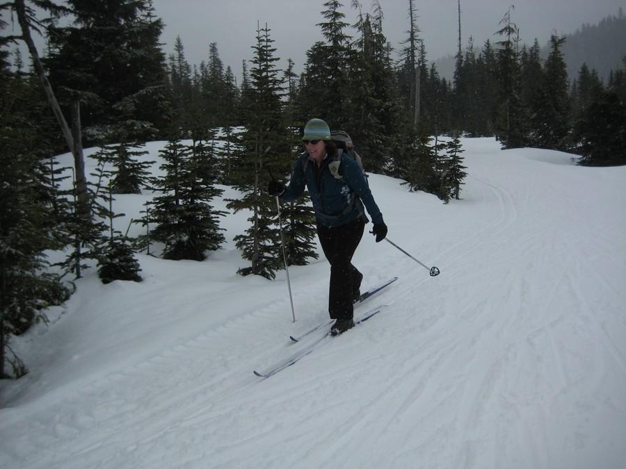 Mt Hood XC Skiing